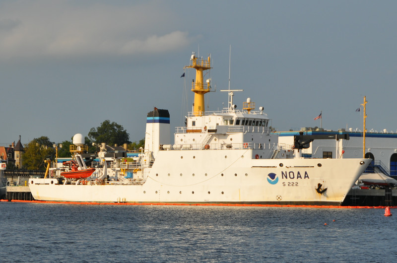 Thomas Jefferson<br /> S222<br /> Hydrographic Survey Vessel