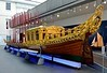 Prince Frederick's barge, National Maritime Museum, Greenwich, 27 January 2015 4.
