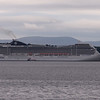 MSC Magnifica<br /> MSC Cruises<br /> 14th August 2013<br /> At anchor off South Queensferry
