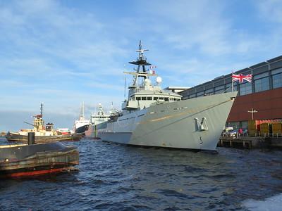P282 HMS Severn