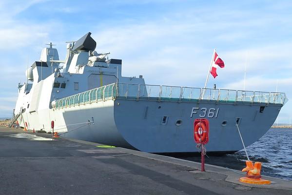 F361 HDMS Iver Huitfeldt