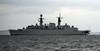 HMS Brazen, Portland, 1990 2
