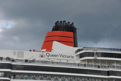 Queen Victoria Copenhagen 21june2011