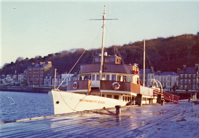 Bournmouth Queen at Rothesay
