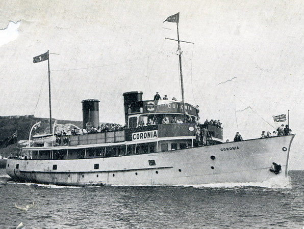 Queen of Scots on the Clyde
