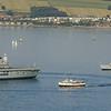Ark Royal, Balmoral and Manchester
