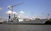 HMS Manchester, Devonport, April 1999.  Withdrawn 2011.