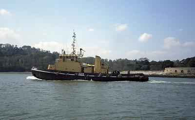 Royal Navy, Devonport, 1999