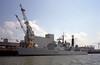 HMS Liverpool, Devonport, April 1999.  Withdrawn 2012.