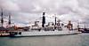 Type 42 HMS Glasgow, Portsmouth, 4 August 2001 2