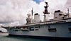 HMS Illustrious, Portsmouth, 4 August 2001 2