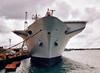 HMS Illustrious, Portsmouth, 4 August 2001 4