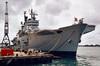 HMS Illustrious, Portsmouth, 4 August 2001 5