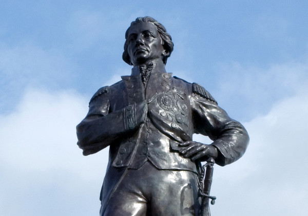 Nelson, Old Portsmouth, 5 March 2007