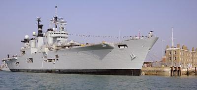 Royal Navy, Portsmouth, 2014