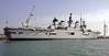 HMS Illustrious, Portsmouth, 10 March 2014 4.