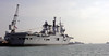 HMS Illustrious, Portsmouth, 10 March 2014 5.