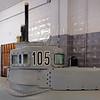 Biber [Beaver] midget submarine 105, Royal Navy Submarine Museum, Gosport, 2 September 2013 2.