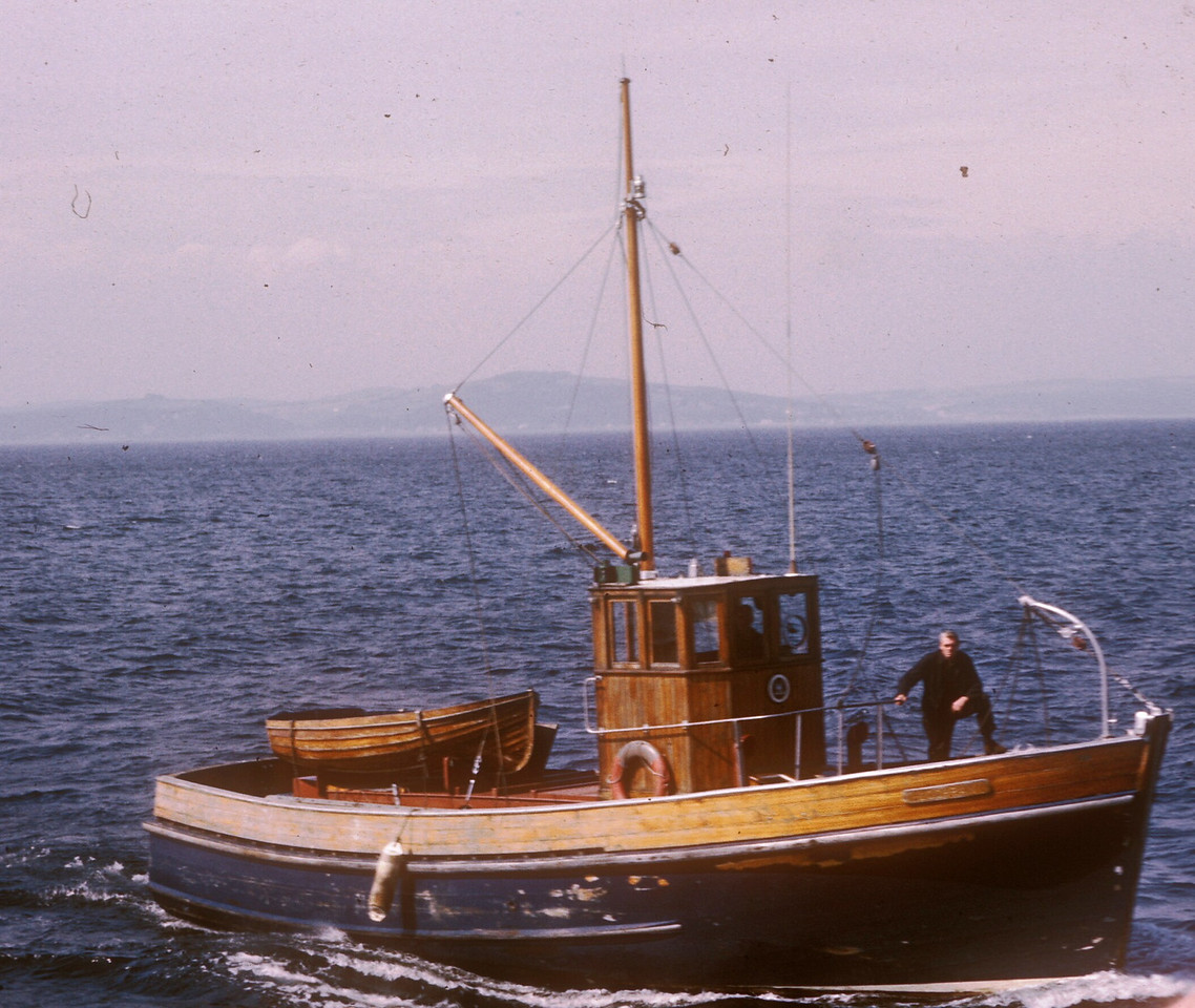 Photo by the late Mr William Davies<br /> <br /> CPA tender Lochran