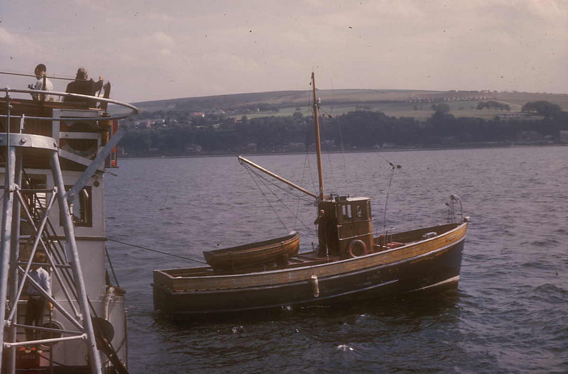 Photo by the late Mr William Davies<br /> <br /> Lochran again