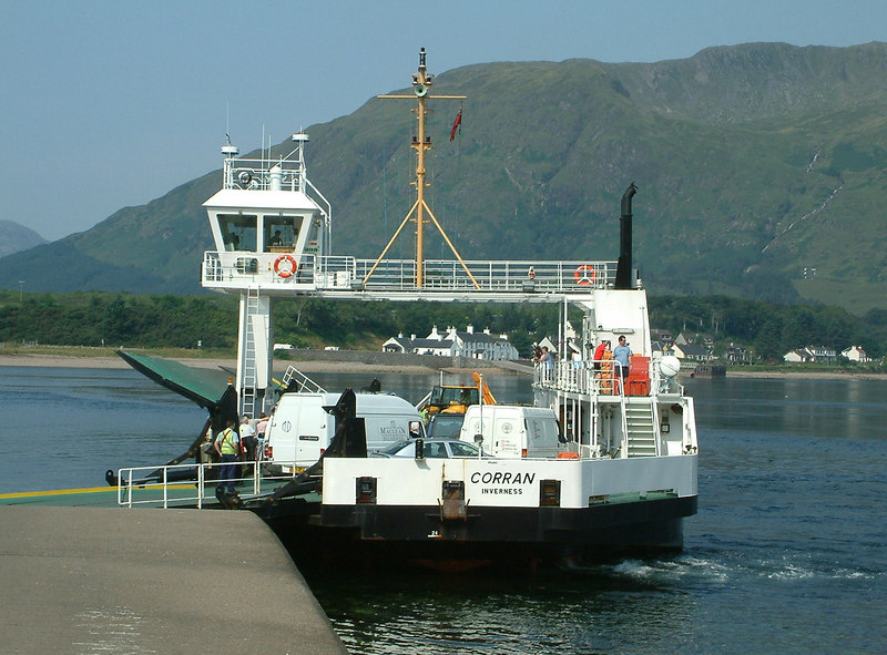 At the start of the 21st Century Highland Regional Council procured a new ferry for their service across the Corran Narrows between Lochaber and Ardgour. Appropriately, the new vessel was named Corran. She was built on the Humber by the Great Yarmouth-based firm, George Prior Engineering Ltd which had also undertaken the conversion of the Glasgow-registered mini cruise ships Hebridean Princess and Hebridean Spirit and the heritage rebuild of the paddle steamer Waverley as well as a significant rebuild of the former Humber paddle steamer Tattershall Castle. The firm had built up a reputation for high quality marine conversions and restoration work. Unfortunately due to a number of diverse circumstances George Prior Engineering ceased trading in 2004.