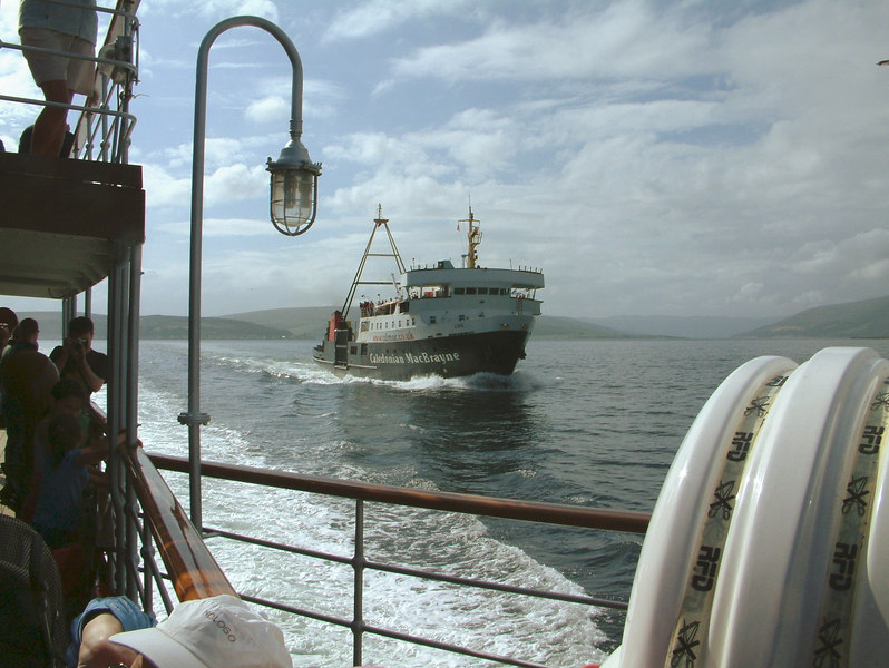 Juno following Waverley