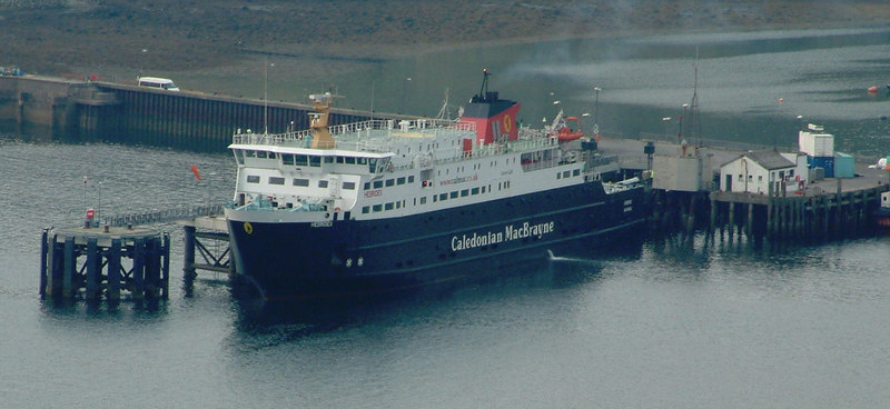 Hebrides at Uig, Isle of Skye