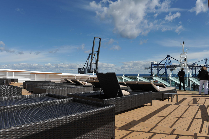 Putting Green/Shuffleboard Deck 11 Sun Terrace Deck 11