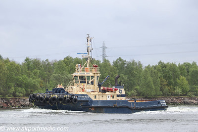 Clyde Tug Svitzer Milford of Clyde Marine Services Ltd