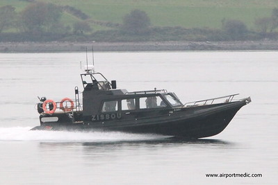 ZISSOU STEALTH STORMFORCE 11M on the Clyde