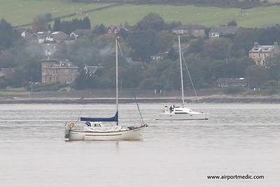 AURELIA on the Clyde