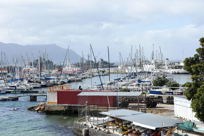 Harbour, Simon's Town, 13 September 2018.