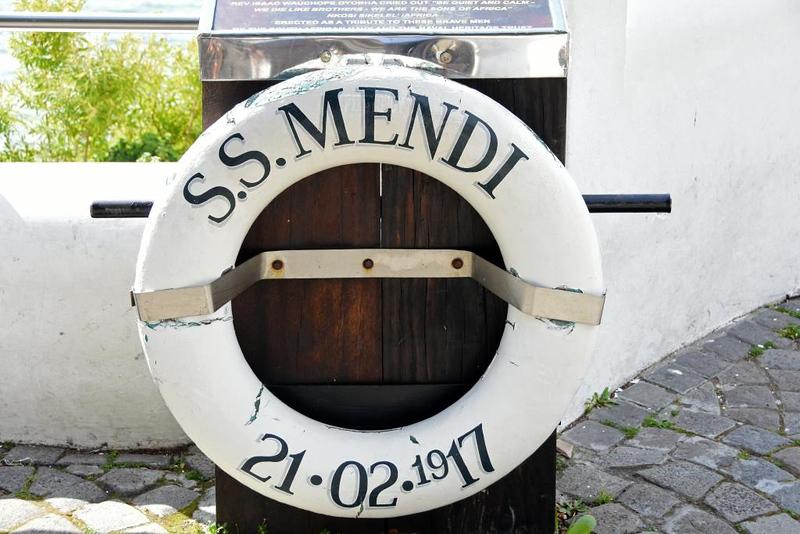 SS Mendi memorial, Simon's Town, 13 September 2018 1.