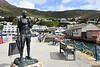 The standby diver statue, Simon's Town, 13 September 2018 2.