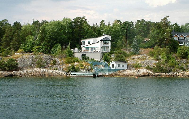 Stockholm Archipelago views, 27-31 07 2006