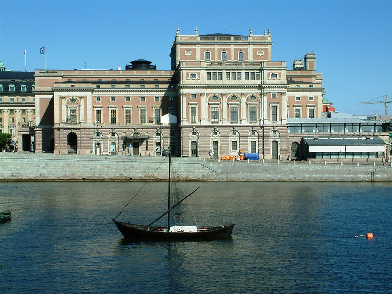 Opera House, Stockholm, 30 07 2006