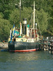 SS Orion, Skeppsholmen, Stockholm, 27 07 2006