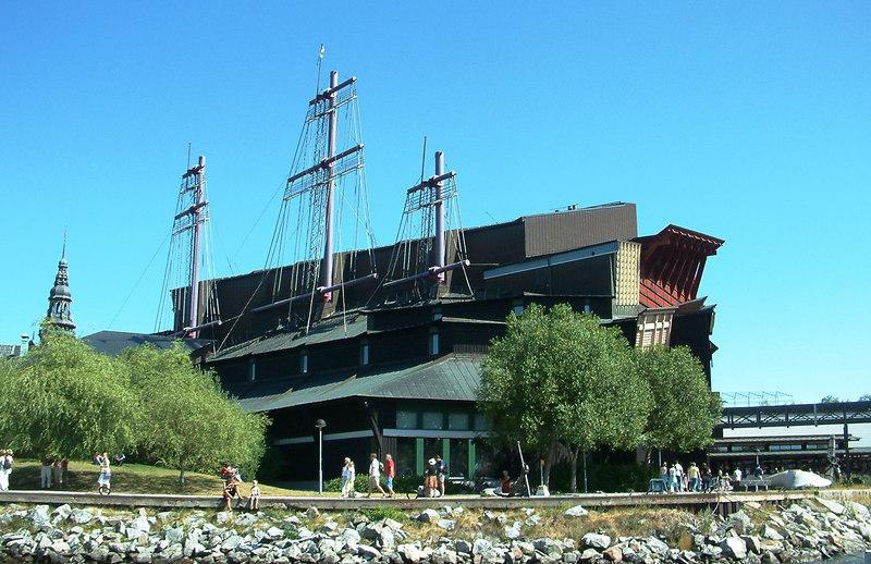 The Vasa Museum, Stockholm, 30 07 2006