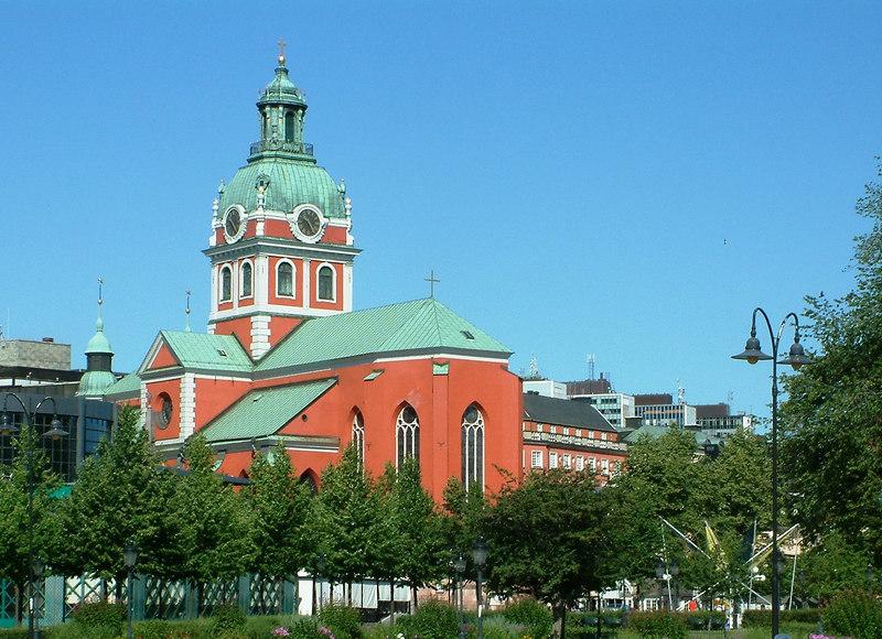Jakobskyrkan, Stockholm, 30 07 2006