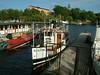 MV Kung Jarl, Blasieholmen, Stockholm, 27 07 20006