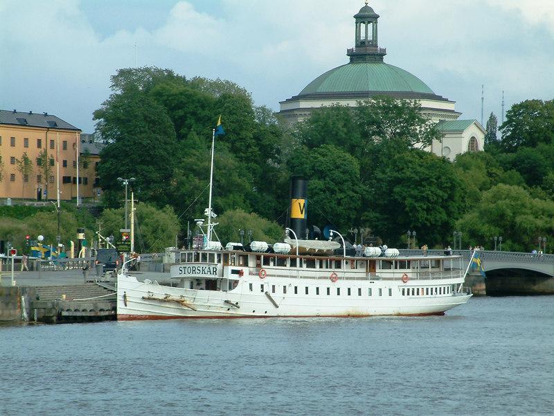Storskar at Stockholm, 29 07 2006