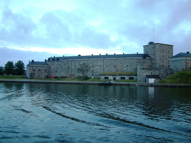 Vaxholm and Vaxholm Castle, 28-29 07 2006
