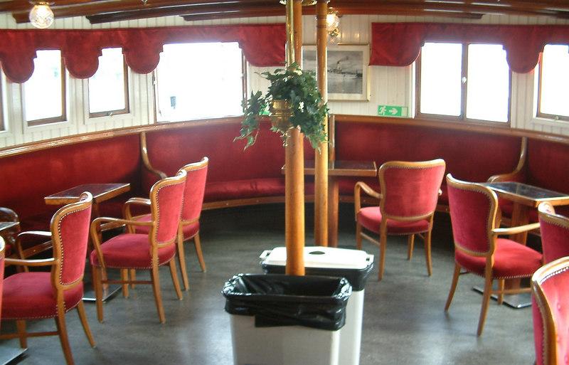 Storskar main deck lounge, 28 07 2006
