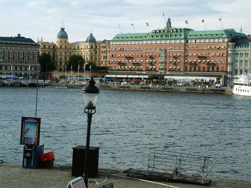 Stockholm Harbour, 27 07 2006