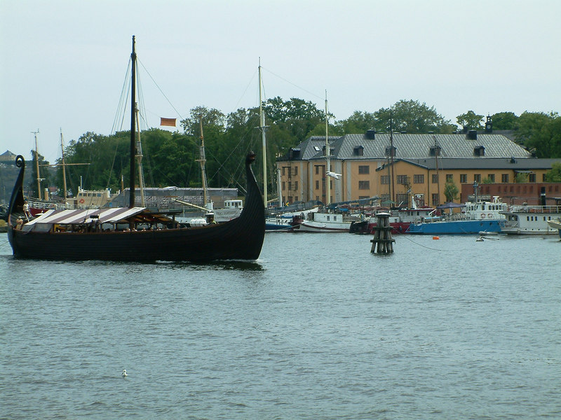Viking Cruises 'longship', 28 07 2006