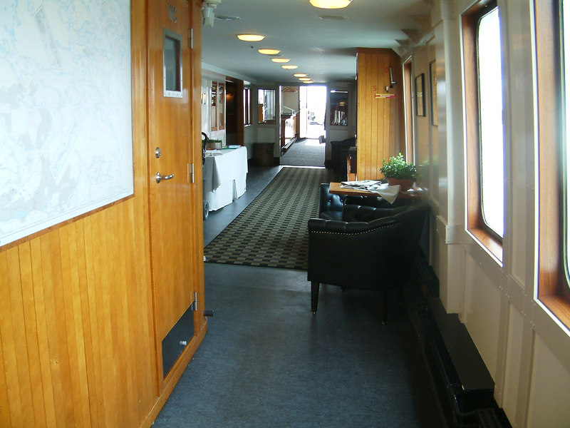 MV/SS Stockholm main deck