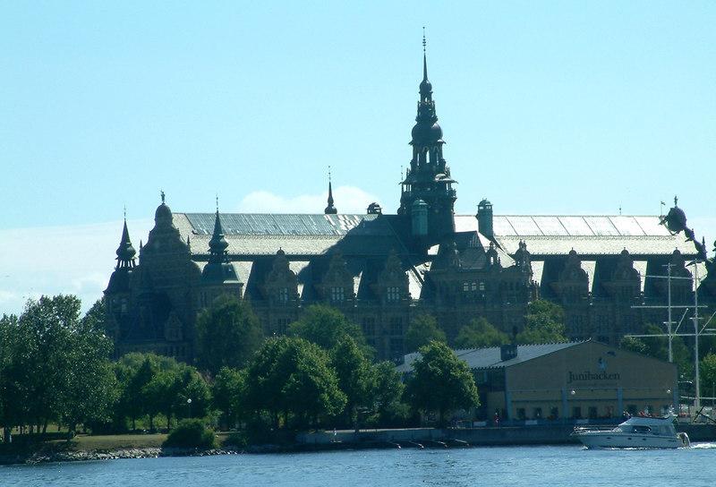 Nordic Museum, Stockholm, 30 07 2006