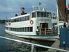 SS Drottingholm at Klara Malarstrand, Stockholm, 28 07 2006