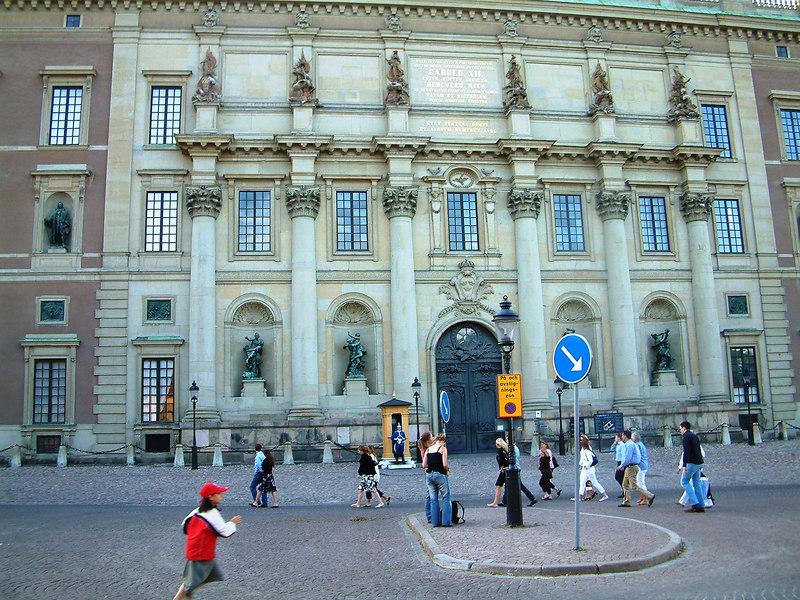 Royal Palace, Stockholm, 27-30 07 2006