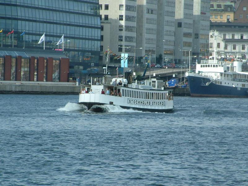 MV Stockholms Strom 2 , 28 07 2006